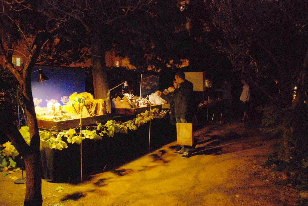 Imagen de las jornadas de Puertas Abiertas. Navidad 2012
