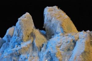Imatge pessebre Terra, gel i foc inspirat en l'illa d'Islàndia