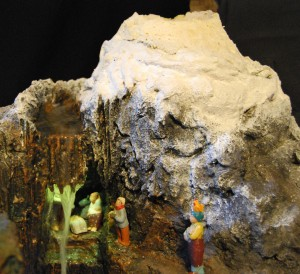 Image of Nativity scenes Land of Ice and Fire inspired by the Island of Iceland