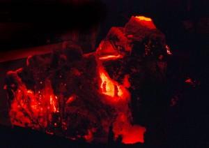 Imagen belén Tierra, hielo y fuego inspirado en la isla de Islandia