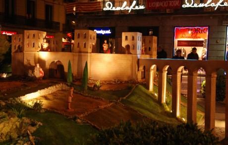 Plaça de Sant Jaume de Barcelona 2014