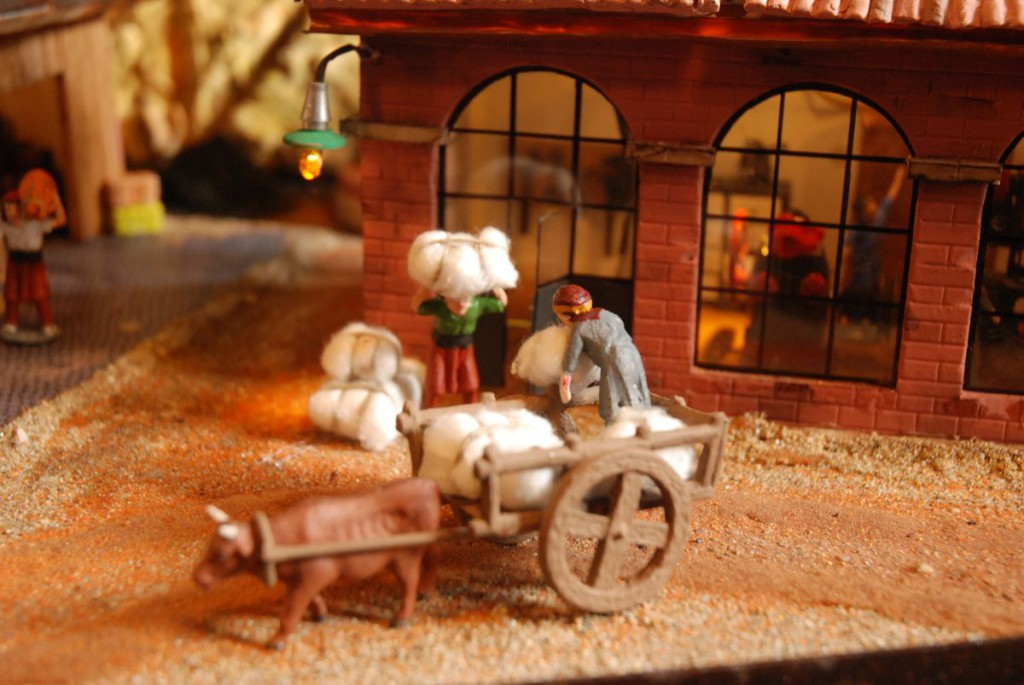 Nativity Scene image of Industrial Revolution