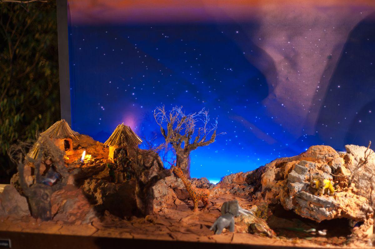 Exposición pessebremoviment Navidad 2015