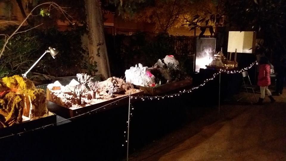 Pessebremoviment Puertas Abiertas Navidad 2017